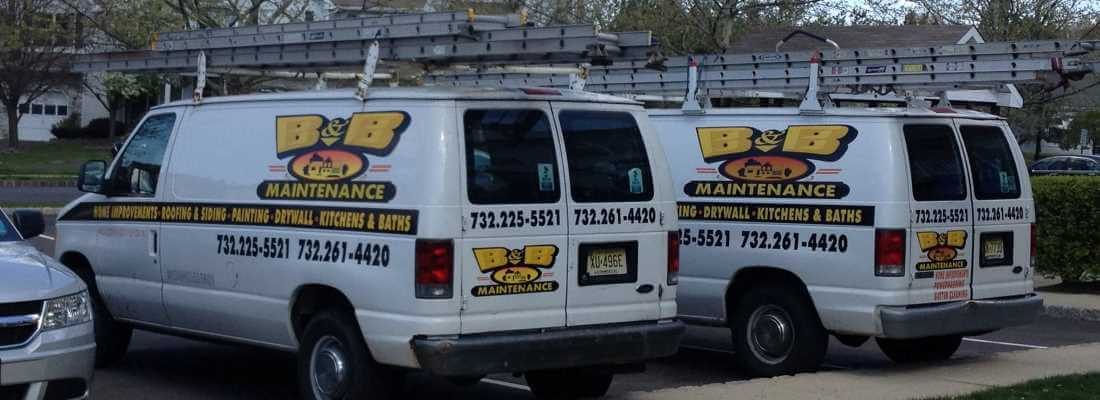 B & B Maintenance - General Contractor in Fords