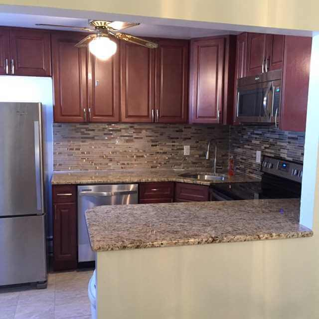 Kitchen Remodeler After