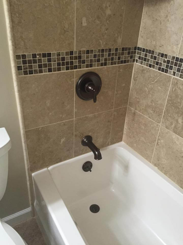 Fords, NJ Bathroom Remodel