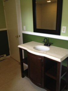 B & B Maintenance - Bathroom Sink Remodeling - Woodbridge NJ
