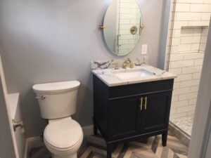 Bathroom Renovation 1