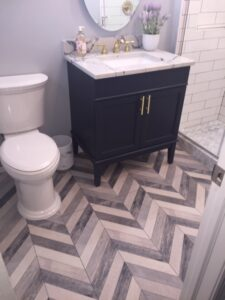 Bathroom Renovation 10