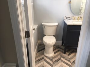 Bathroom Renovation 7