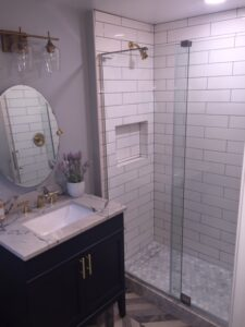 Bathroom Renovation 9