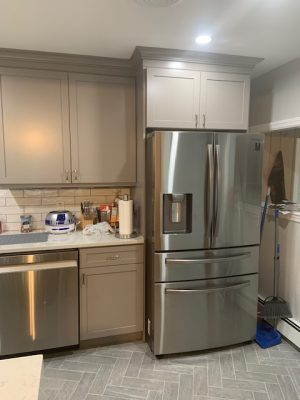 Kitchen Remodel in New Jersey After