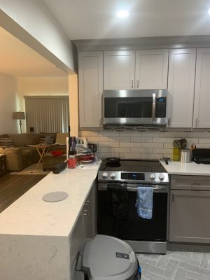 Kitchen Renovations in New Jersey After