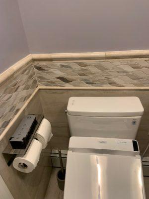 Bath Renovation by B&B Maintenance