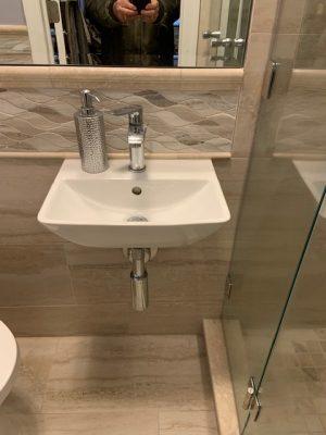 Bathroom Renovation by B&B Maintenance