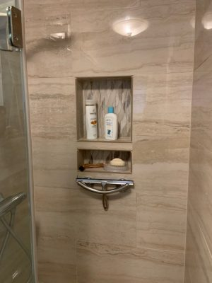 Shower Remodel by B&B Maintenance