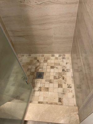 Shower Renovation by B&B Maintenance