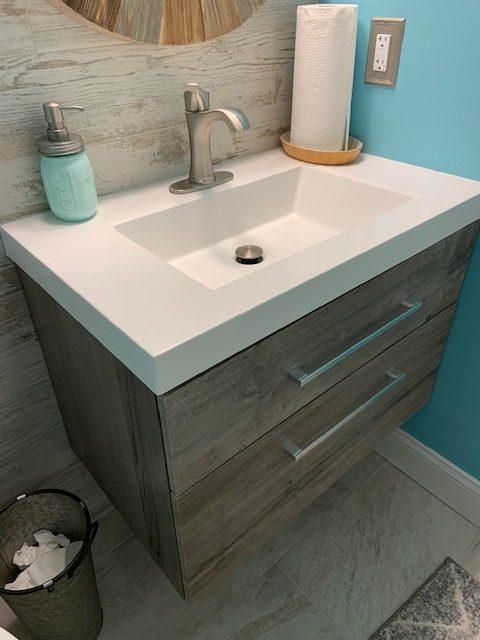 Bathroom Remodel in New Jersey